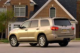 All-New 2008 Toyota Sequoia Starts at $34,150 | The Torque Report