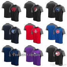 Fanatics Size Chart Youth Men Women Youth Raptors Blazers Grizzlies Rockets Pistons Hornets Hawks Fanatics Branded Iconic Blocked T Shirt