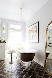 Bathroom With Clawfoot Tub Concept Interesting Inspiration