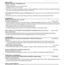 Completed Resume Examples Resume Cover Letter