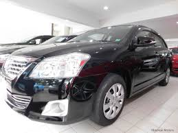 Used Toyota PREMIO - BLACK - TAXI | 2013 PREMIO - BLACK - TAXI for ...