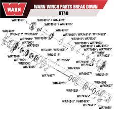 warn a2000 atv winch wiring diagram schematics and wiring diagrams warn winch contactor wiring diagram