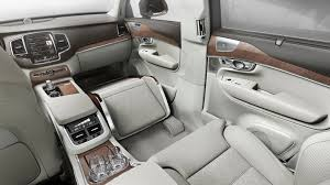 volvo truck 2015 interior. volvo unveils luxury car interior concept for chauffeurdriven executives truck 2015 i