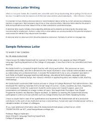 Recommendation Letter For Colleague 15 How To Write A Letter Of Recommendation For A Colleague
