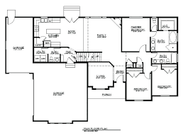 rambler floor plans with bonus room homes style house rambler floor plans with bonus room homes style house