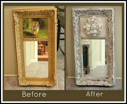 diy mirrored furniture. Diy Faux Mirrored Furniture Paint Cabinets