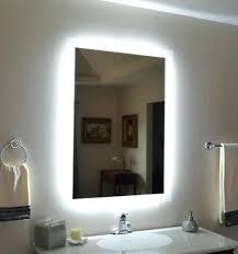 Lighted Bathroom Makeup Mirrors Cabinets Swivel Vanity Mirror