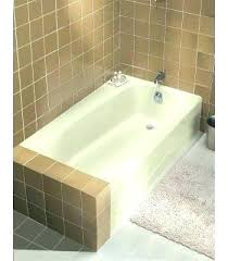 cast iron bathtub kohler cast iron kohler cast iron bathtub 60 x 30 kohler villager white