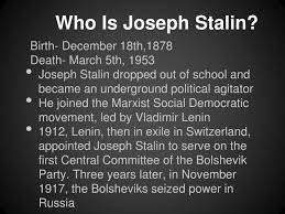 Lenin And Stalin Venn Diagram Ppt The Relationship Between Joseph Stalin And Leon Trotsky