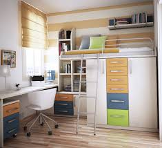 Small Bedroom Desk 3alhkecom A Contemporary Storage Ideas For Small Bedrooms With