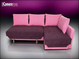 corner sofa bed fenix right hand