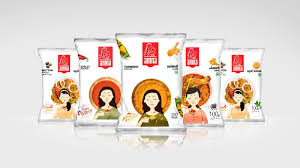Turmeric Powder Packaging Design Amna Spice Mix Packaging Design Packaging Design