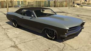 Gta Online Classic Muscle Cars Chronic Crippler