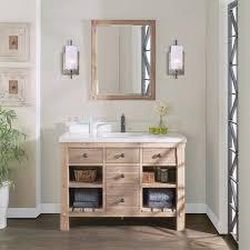 48 in bathroom vanities : Elbe Rustic 48 Single Sink Vanity By Northridge Home Costco