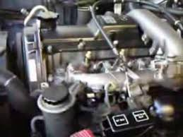 Motor Hilux 3.0 Turbo Diesel / 1KZ-T - YouTube