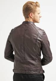 men jackets oakwood casey leather jacket dark brown oakwood jackets oakwood
