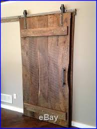arrow design sliding barn door hardware kit with 8 feet track 96