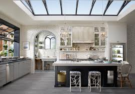 Kitchen Tour A Spacious Kitchen With An Outdoorsy Atmosphere Home Cool Kitchen Design Process Property