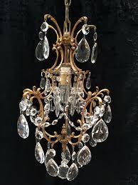 small antique italian open chandelier c 1910 1 of 6