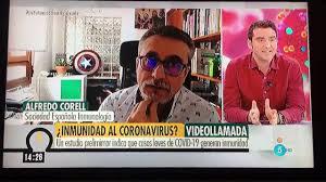 Zasca de Alfredo Cornell a Javier Negre - YouTube