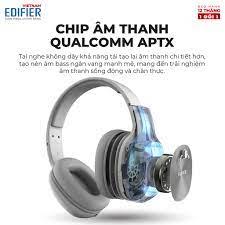 Tai nghe Bluetooth 5.1 thể thao EDIFIER W800BT Plus Chống ồn - Hàng phân  phối chính hãng - Bảo hành 12 tháng 1 đổi 1 - Tai nghe có dây chụp tai  (On-Ear)