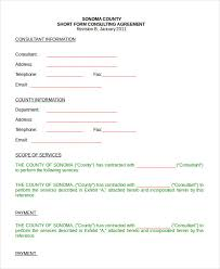 Consulting Agreement - 11+ Free Word, Pdf Documents Download | Free ...