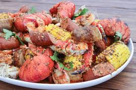 the ultimate seafood boil i heart recipes