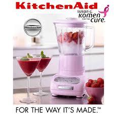Pink Kitchen Aid Mixer Kitchenaid Artisan Blender Pink Mixer