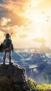 Breath of the Wild iPhone wallpapers