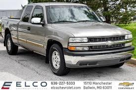 2001 Chevrolet Silverado 1500 at ELCO Chevrolet, Ballwin ...