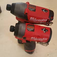 new milwaukee tools. m12 fuel gen 2 impacts new milwaukee tools r