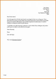 Resign Letter Format New Calendar Template Site. Resignation Letter ...