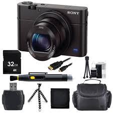 sony rx100 iii. sony cyber-shot dsc-rx100 iii camera + accessory bundle rx100 iii s