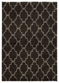 oriental weavers covington 091k6 midnight gray geometric area rug 3 3 x5