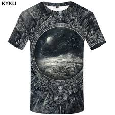 <b>KYKU</b> Shark <b>T</b> shirt Men <b>Fish</b> Tshirt Animal <b>3d</b> Print <b>T</b> Shirt Anime ...