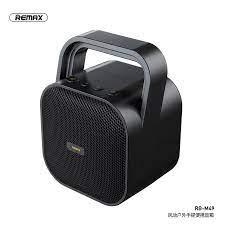 Remax taşınabilir bluetooth 5.0 hoparlör aux TF kart usb flash sürücü açık  kablosuz TWS ara bağlantı Bluetooth hoparlör RB M49|Portable Speakers