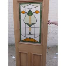 edwardian original stained glass stained glass interior doors fresh glass door com