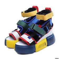 Platform Sandals <b>Women Shoes 2019 Summer</b> Super High Heels ...