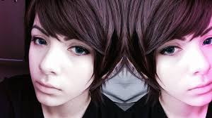 basic male cosplay makeup