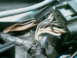 snapped or cut wire on ecu snapped or cut wire on ecu cut ecu jpg