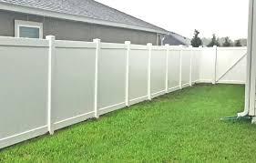 Vinyl fence Lattice Top Vinyl Fencing Vinyl Fencing Vinyl New Orleans Fence Contractors