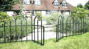 metal garden border fencing garden border fence garden border fence ideas garden border fence ideas garden