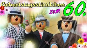 Geburtstagslied Lustig Zum 60 Geburtstagsständchen Zum Mitsingen Geburtstagsvideo Zum Sechzigsten