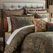 interior design for comforter sets bedspreads croscill king intended mystique set plan 12