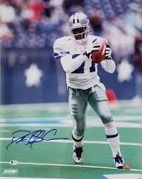 Looking for the best deion sanders wallpaper? Deion Sanders Autographed Signed Dallas Cowboys 16x20 Photo Beckett Witnessed