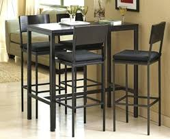 tall breakfast nook table ikea wood round dining and chairs kitchen gorgeous artistic at attractive set high sets of 4