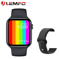 <b>LEMFO W16</b> Smart Watch Original IWO W26 Pro Smartwatch 2020 ...