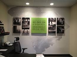 office wall design ideas. image result for interesting corporate layered wall graphics office design ideas e