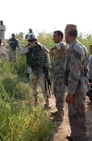 Us Army Platoon U S Army Sgt 1st Class Austin From Mortar Platoon