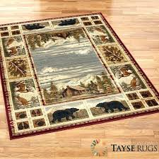 Hunter Green Rug Solid Area Rugs Fabulous Mint
